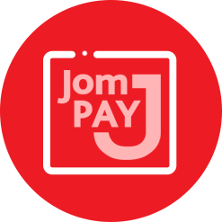 Top up via Jompay